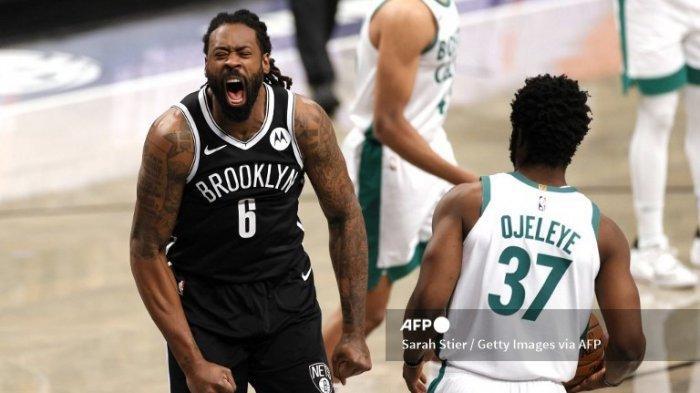 Pemain NBA DeAndre Jordan Hengkang dari Brooklyn Nets