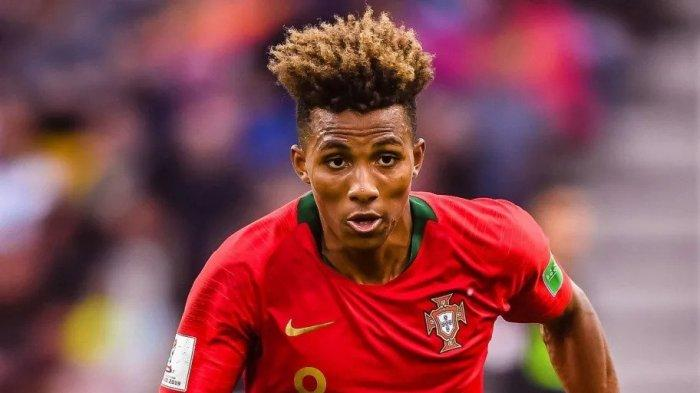 Biodata Gedson Fernandes, Gelandang Timnas Portugal di Euro 2020