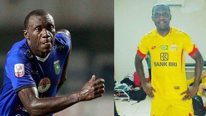 Biodata Herman Dzumafo Epandi, Pemain Dewa United FC Liga 2 2021