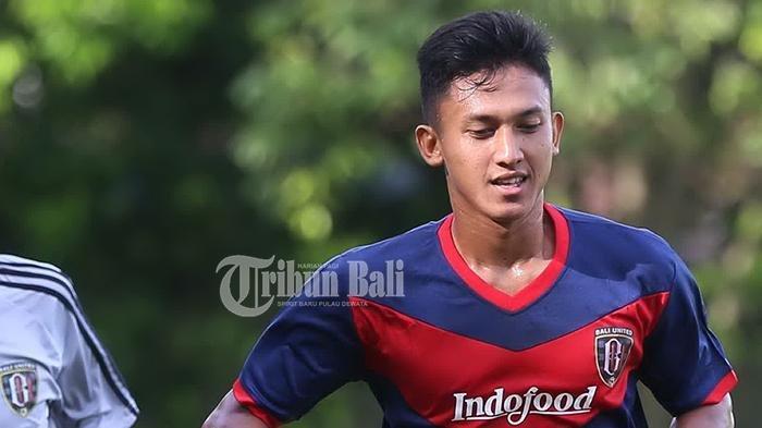 Biodata I Nyoman Adi Parwa Pemain Badak Lampung FC di Liga 2 2021
