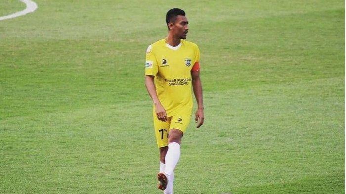 Biodata Idang Novriza, Pemain Perserang Serang di Liga 2 2021