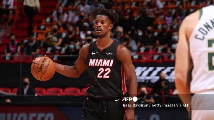 Biodata Jimmy Butler, Pemain NBA dari Miami Heat, 5 Kali Terpilih NBA All-Star