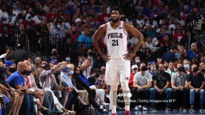 Biodata Joel Embiid, Pemain NBA dari Philadelphia 76ers