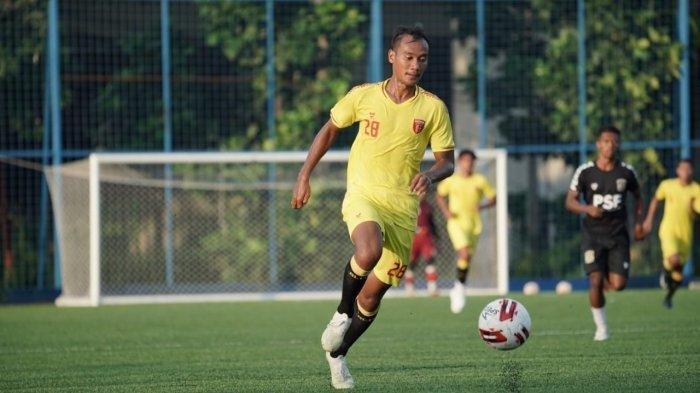 Biodata Julian Mancini, Pemain Badak Lampung FC di Liga 2 2021