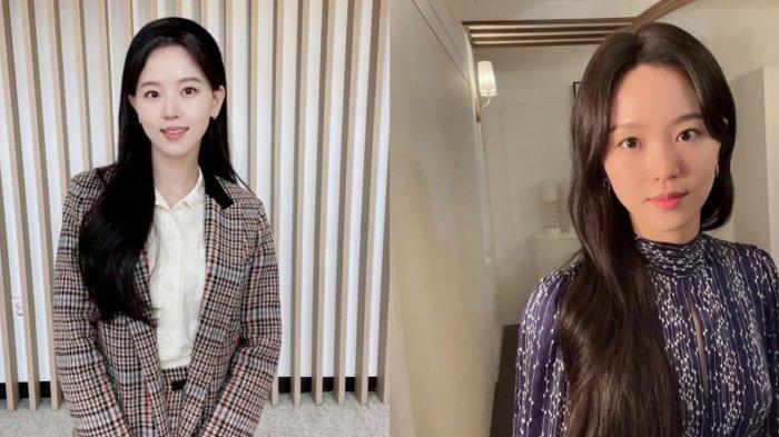 Potret cantik aktris Kang Han Na.