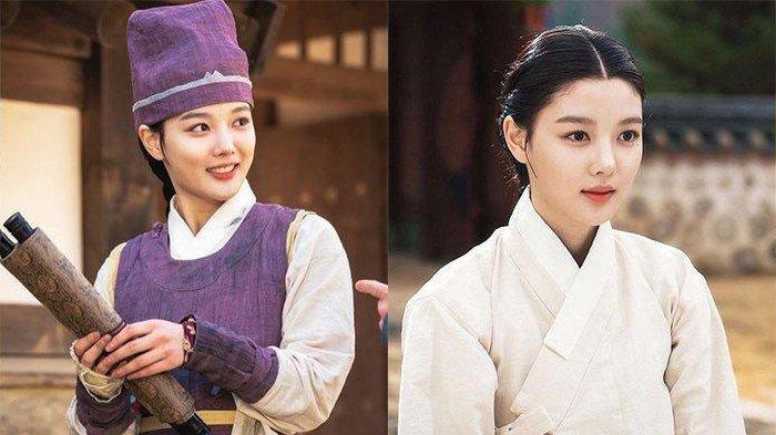 Biodata Kim Yoo Jung, Pemeran Pelukis Cantik Dalam Drakor Lovers of the Red Sky