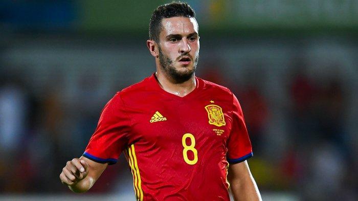 Biodata Koke, Gelandang Atletico Madrid Pemain Timnas Spanyol di Kompetisi Euro 2020