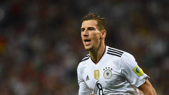 Biodata Leon Goretzka, Gelandang FC Bayern Munchen dan Timnas Jerman di Euro 2020
