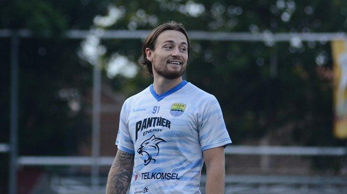 Biodata Marc Klok, Pemain Persib Bandung di Liga 1 2021