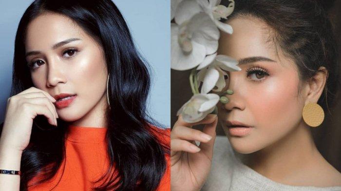 Biodata Nagita Slavina, Istri Raffi Ahmad Memulai Karier sebagai Model Iklan