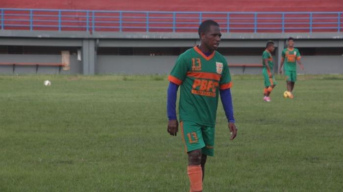 Liga 2 2021, Biodata Oktovianus Maniani Pemain Persiba Balikpapan