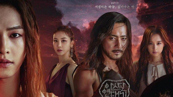 Biodata Pemain Arthdal Chronicles Simak Juga Daftar Lengkap Pemeran Drama Korea Arthdal Chornicles Tribun Lampung