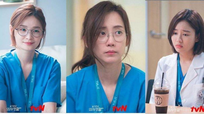 Biodata Pemain Hospital Playlist 2, Pemeran Dokter Cantik di Hospital Playlist 2