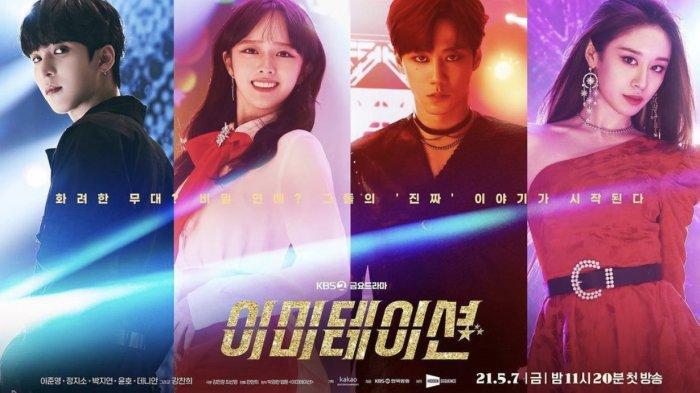 Biodata Aktor Korea Lee Jun Young, Pemeran Kwon Ryok dalam Drama Imitation