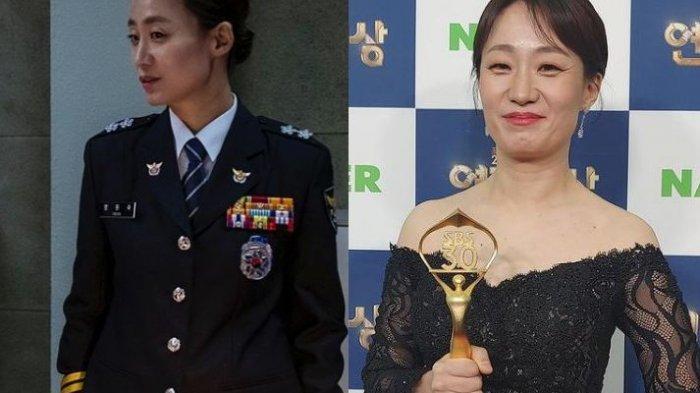 Biodata Pemain Undercover, Profil Kim Soo Jin dan Kariernya di Drama Korea