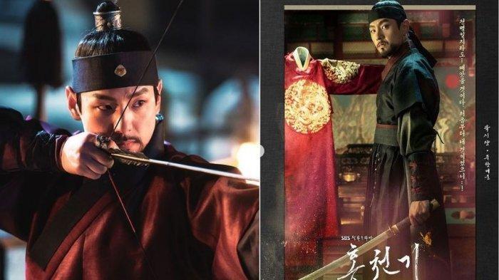 Biodata Pemeran Antagonis Drama Korea Lovers of the Red Sky
