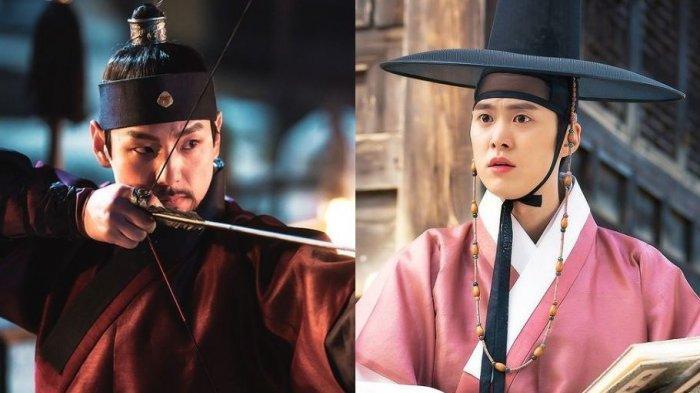 Biodata Pemeran Pangeran di Drakor Lovers of the Red Sky, Diperankan Gong Myung dan Kwak Si Yang