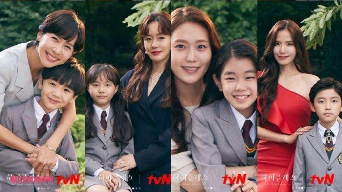 Biodata Pemeran Utama Drama Korea High Class