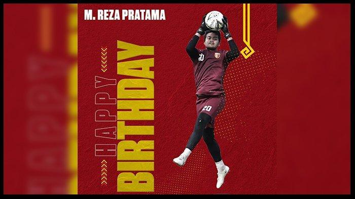 Biodata Reza Pratama Pemain Badak Lampung FC di Liga 2 2021