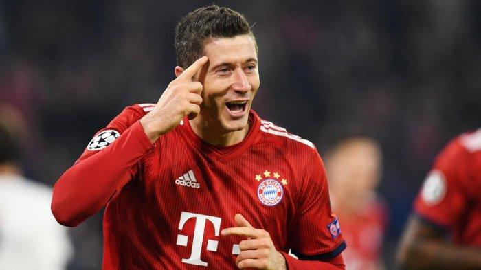 Hanya Butuh 4 Gol, Lewandowski Tak Berminat Pecahkan Rekor Ronaldo di Liga Champions