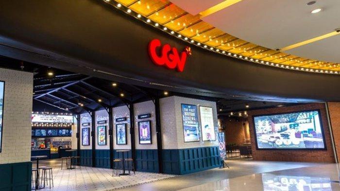 Jadwal Bioskop di CGV Cinemas Transmart Lampung Senin 7 Juni 2021