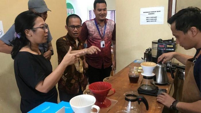 Kopi Waw Lampung Buka Peluang Bisnis Kopi dengan Rp 15 Juta
