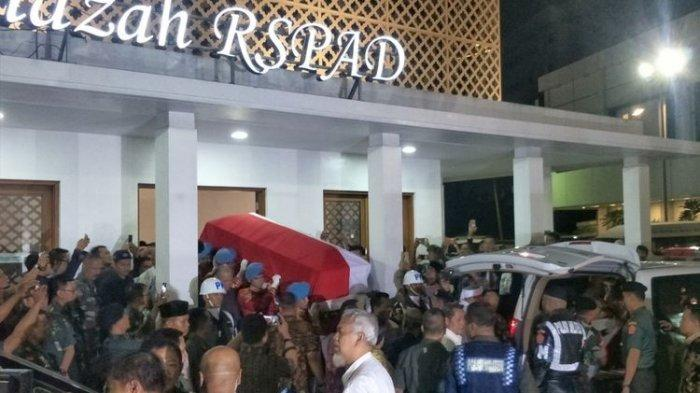 BJ Habibie Meninggal Dunia, Wapres Jusuf Kalla Panjatkan Doa: Kita Kehilangan Putra Terbaik Bangsa