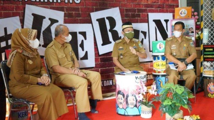 Sambangi Lampung Timur, BKKBN Provinsi Lampung Sosialisasi Program Bangga Kencana
