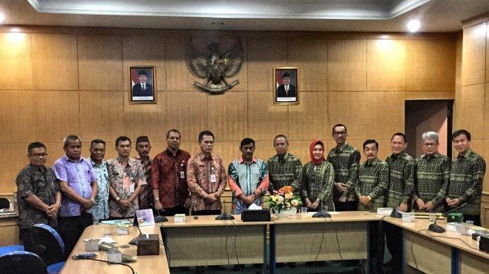 Demi Menggali Pengembangan Pariwisata, Wagub Bachtiar Lakukan Kunjunan Kerja ke Belitung