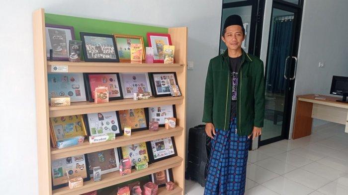 BLK Sabilun Najah Mesuji Lampung Berikan Pelatihan Desain Grafis