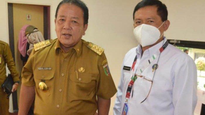 BNNP Lampung Tes Urine Mendadak 53 Pejabat Eselon II Pemprov Termasuk Gubernur, Hasilnya?