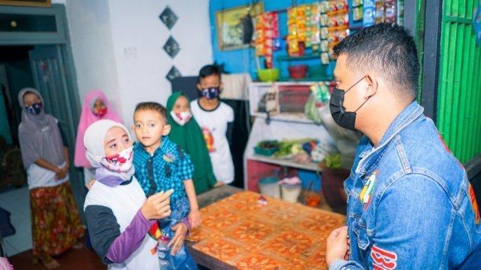 Bobby Nasution Blusukan ke Pasar 1 Tanjung Sari