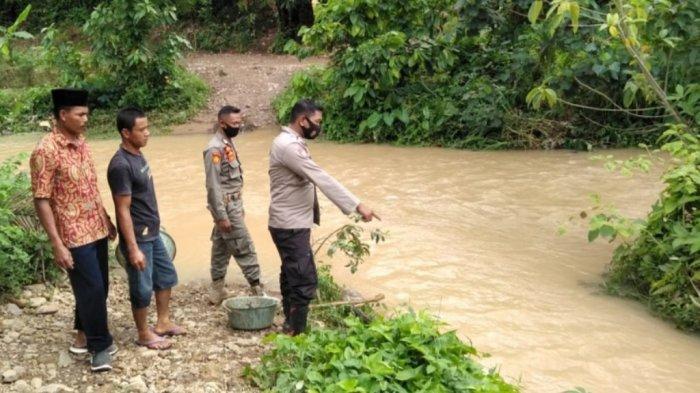 Main di Tepi Sungai, Bocah 3 Tahun di Pugung Tanggamus Ditemukan Tewas Tenggelam