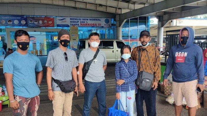 Sempat Hilang, Bocah Perempuan asal Tulangbawang Ditemukan di Jakarta, Alasannya Ingin Cari Kerja