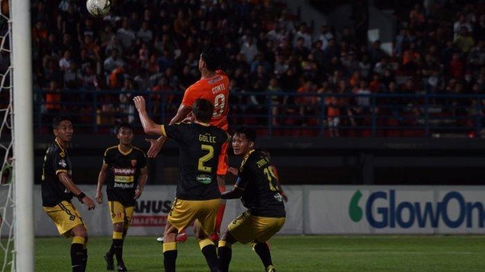 Dari Bangku Cadangan, Aulia Hidayat Gagalkan Kemenangan Borneo FC