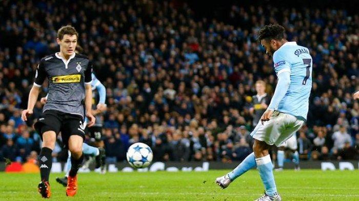 Jadwal Liga Champions,Borussia Moenchengladbach vs Manchester City - Barcelona vs PSG