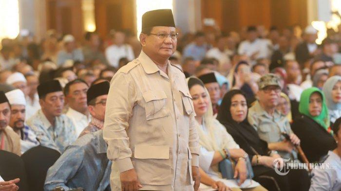 Jelang Sidang Perdana Sengketa Pilpres, Prabowo Beri 5 Imbauan untuk Pendukungnya