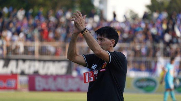 Milan Petrovic Beberkan Alasan Boyong Pemain Badak Lampung ke Yogyakarta