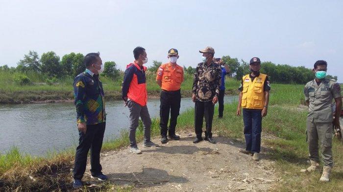 Desa di Rawajitu Utara Sering Dilanda Banjir Rob, BPBD Mesuji Turun ke Lokasi