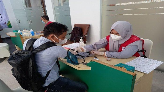 BPJamsostek Sumbagsel Berbagi, Gelar Vaksinasi hingga Donor Darah
