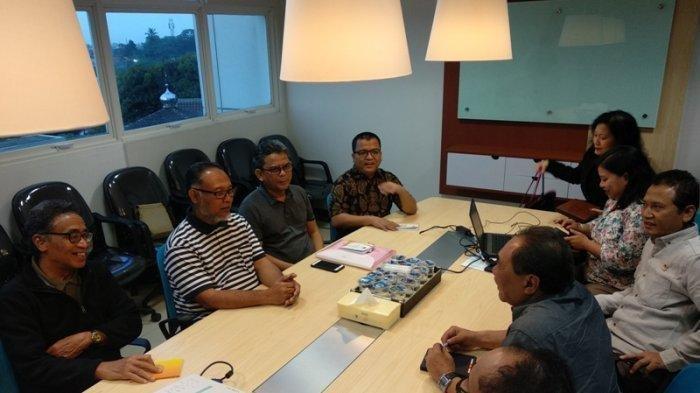 Kuasa Hukum Prabowo-Sandi Datangi LPSK untuk  Konsultasi Saksi Ahli
