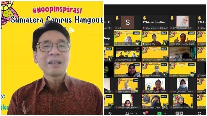 LOKALATE Dukung 1.000 Mahasiswa di Sumatera Kembangkan Jiwa Kepemimpinan dan Kompetensi Pemasaran