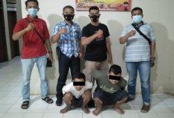 BREAKING NEWS Curi Motor di Lampung Tengah, 2 Pelaku Diringkus di Lampung Timur