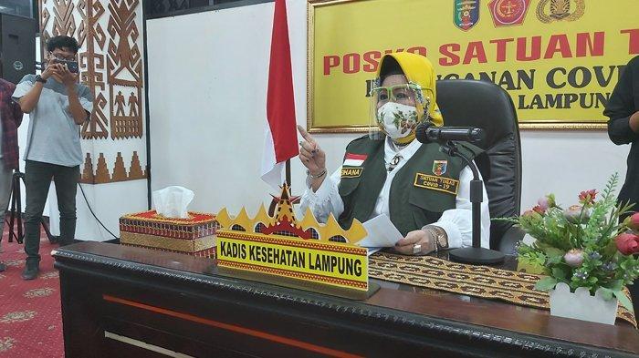 Strategi Satgas Covid-19 Lampung Hadapi Gelombang Kedua Pandemi