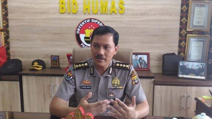 Catut Nama Kabid Humas Polda Lampung, Napi asal Tanggamus Tipu Pejabat dan Balon Bupati