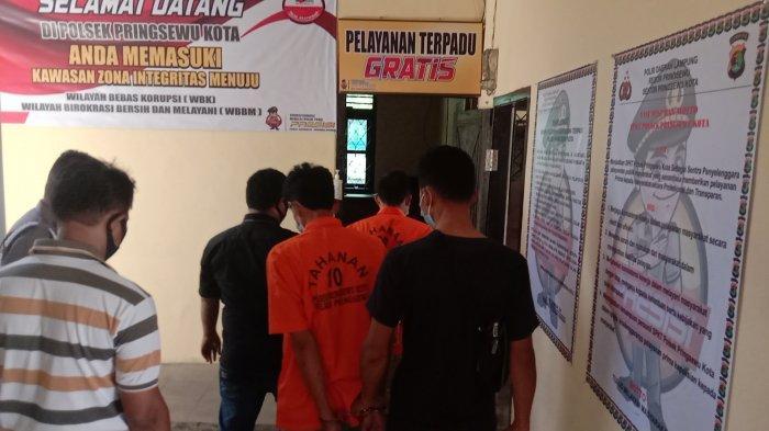 2 Penadah Motor Curian di Talang Indah Pringsewu Diringkus, 2 Eksekutor Buron