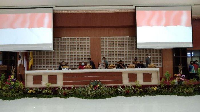 BREAKING NEWS DPRD Gelar Paripurna Istimewa Penetapan Paslonkada Terpilih Bandar Lampung
