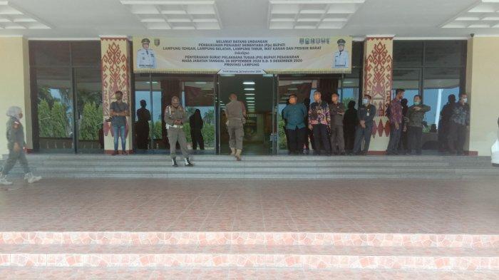 BREAKING NEWS Gubernur Lampung Arinal Djunaidi Kukuhkan 5 Pjs Bupati untuk 5 Daerah