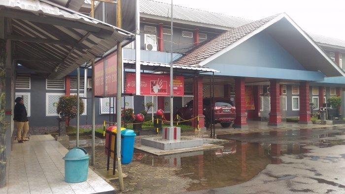 BREAKING NEWS Jaksa Eksekutor KPK Lakukan Eksekusi 4 Terpidana Suap Fee Proyek Lampura