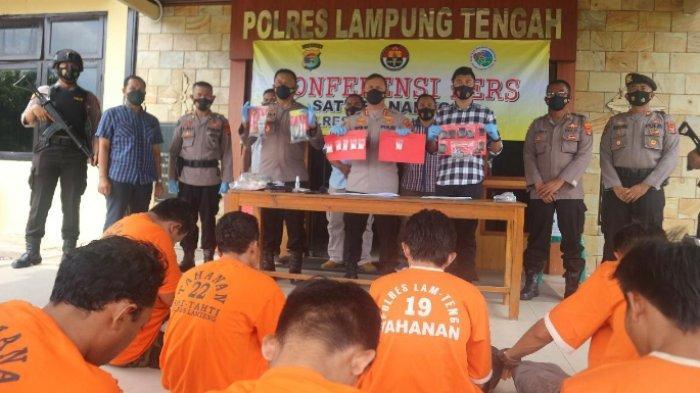 BREAKING NEWS Oknum Anggota Polres Tulangbawang Barat Diciduk karena Kasus Sabu